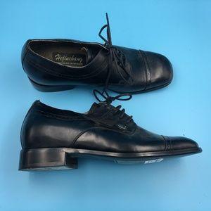 Hejinchang Mens Oxfords Shoes DR00154 8.5